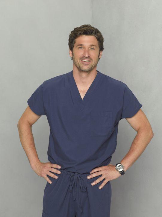 (5. Staffel) - Dr. Derek Shepherd (Patrick Dempsey) versucht Privatleben und Job unter einen Hut zu bringen, doch das ist gar nicht so einfach ... - Bildquelle: Touchstone Television