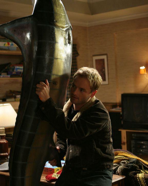 Was hat Francis (Christopher Masterson) nur vor? - Bildquelle: TM +   2000 Twentieth Century Fox Film Corporation. All Rights Reserved.