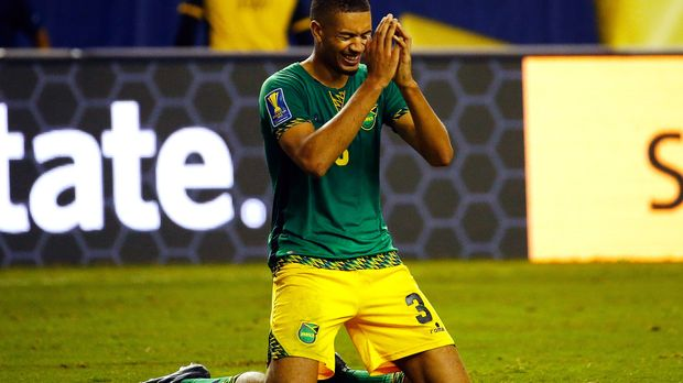 Jamaica-Michael-Hector-150722-AFP © getty-AFP