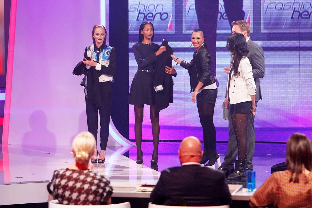Fashion-Hero-Epi07-Gewinneroutfits-Jila-und-Jale-Karstadt-07-Richard-Huebner - Bildquelle: Richard Huebner