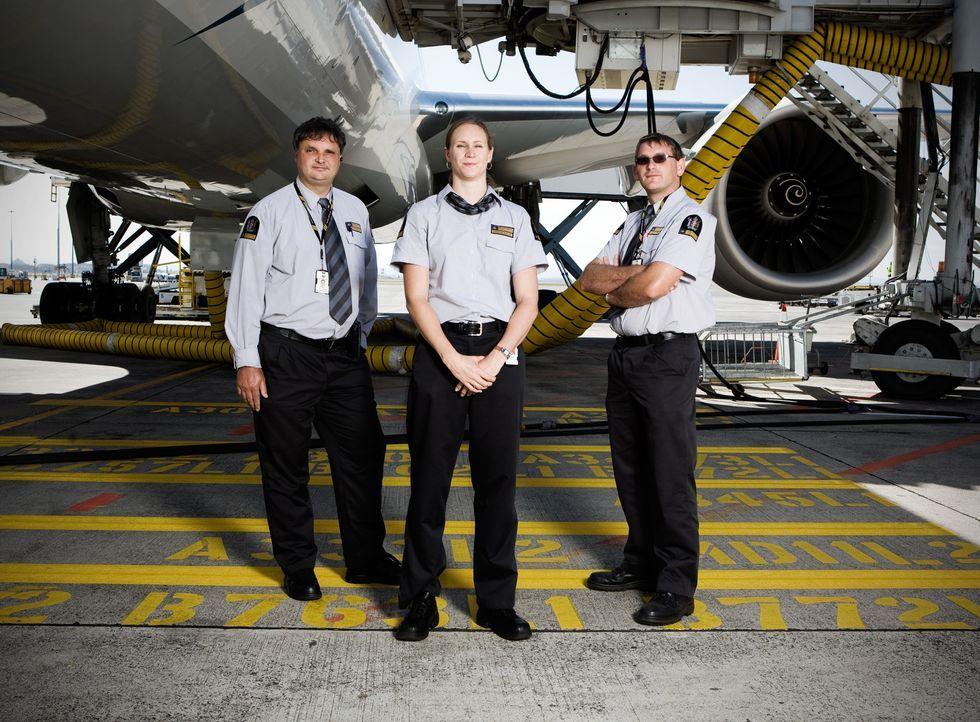 Sie sorgen an Neuseelands Grenzen für Sicherheit, denn täglich transportieren tausende Flugzeuge und Schiffe Reisende, Gepäck und Waren ins Land: di...