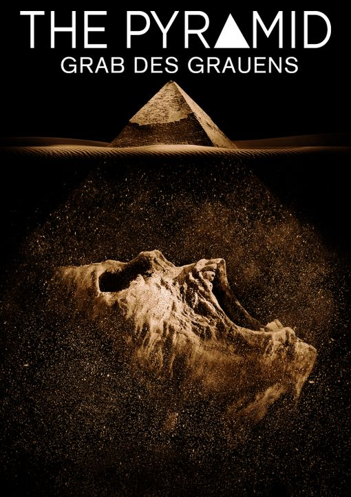 The Pyramid - Grab des Grauens - Plakatmotiv - Bildquelle: 2014 Twentieth Century Fox Film Corporation. All rights reserved.