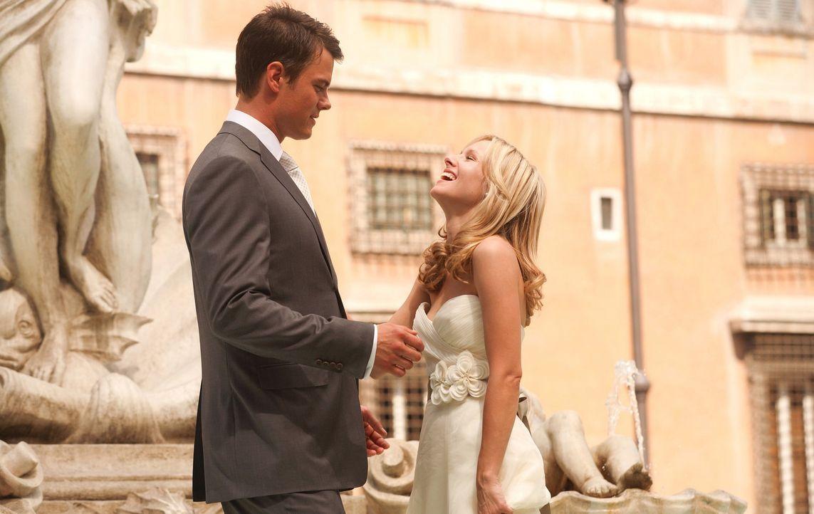 Hat ihre Liebe eine Chance? Nick (Josh Duhamel, l.) und Beth (Kristen Bell, r.) ... - Bildquelle: Myles Aronowitz Touchstone Pictures.  All Rights Reserved