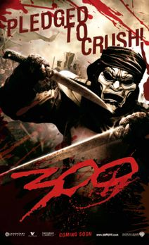 300 - 300 - Plakatmotiv - Bildquelle: TM &   Warner Bros. Entertainment Inc.