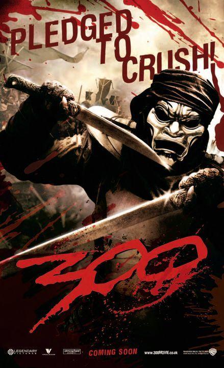 300 - Plakatmotiv - Bildquelle: TM &   Warner Bros. Entertainment Inc.