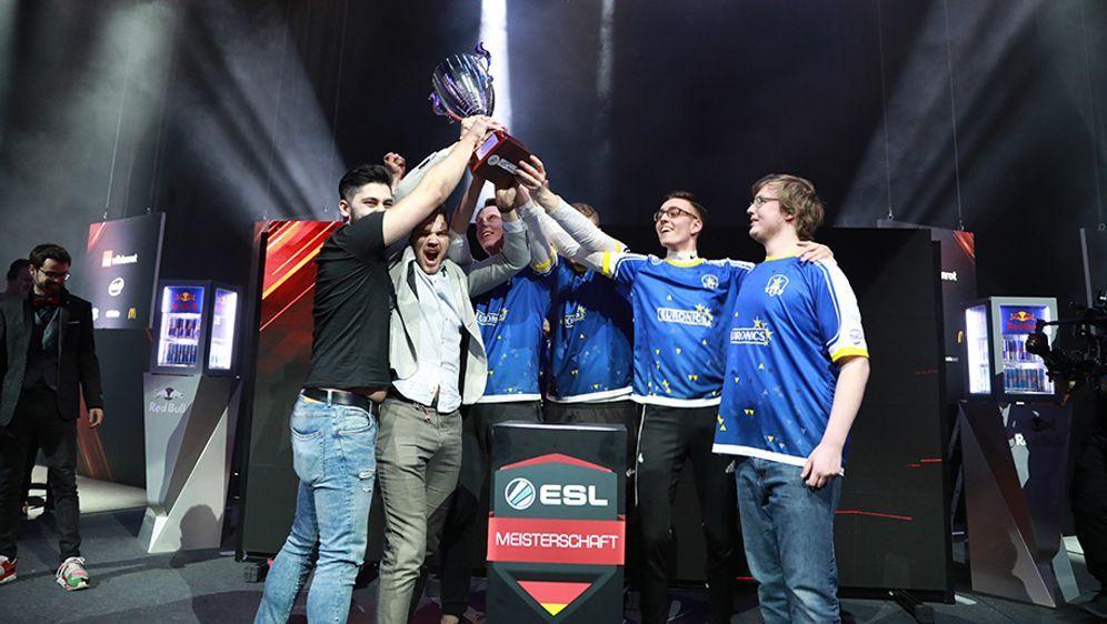 EURONICS gewinnt den Meistertitel in League of Legends - Bildquelle: Freaks 4U Gaming