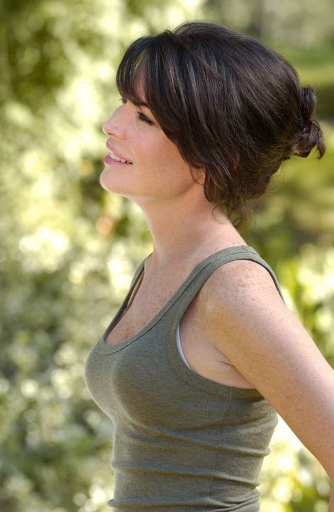 Col Kennedy (Lara Flynn Boyle) lebt in einem der besten Viertel der Stadt. Eines Tages bekommt sie einen neuen Nachbarn, der das Böse mit sich bring... - Bildquelle: CBS Studios International. All rights reserved.