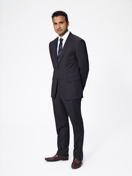 (1. Staffel) - Der Neurochirurg Dr. Shahir Hamza (Huse Madhavji) ist auf seinem Gebiet ein wahres Genie, tut sich jedoch im Umgang mit anderen Mensc... - Bildquelle: 2012  Hope Zee One Inc.