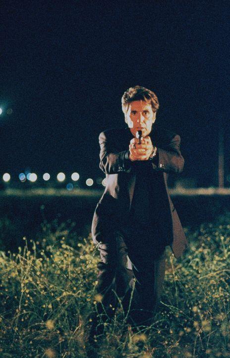 Wäre da nicht der feine Unterschied zwischen Recht und Unrecht, könnten Detektiv Hanna (Al Pacino) und Profi-Gangster McCauley gute Freunde sein.... - Bildquelle: Warner Bros.