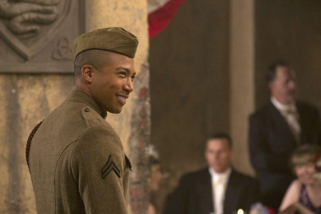 Marcel (Charles Davis) verfolgte immer nur ein Ziel und ging dabei alle Risiken ein ... - Bildquelle: Warner Bros. Television