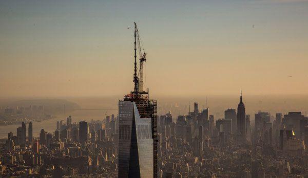 New York Sightseeing: Diese Orte müssen Sie gesehen haben - Bildquelle: dpa