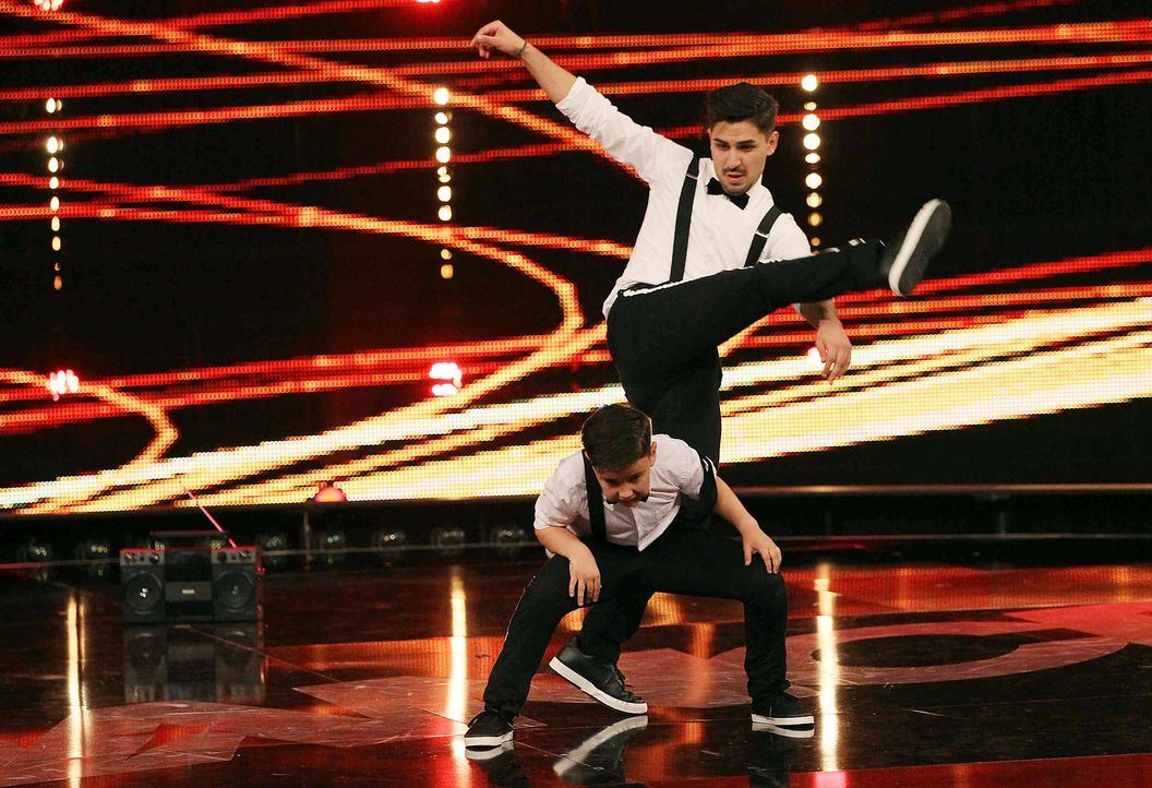 Got-To-Dance-Mini-Me-05-SAT1-ProSieben-Guido-Engels - Bildquelle: SAT.1/ProSieben/Guido Engels