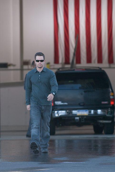 Fest entschlossen, seine Unschuld zu beweisen, begibt sich Scharfschütze Swagger (Mark Wahlberg) auf eine gefährliche Suche nach den wahren Täter... - Bildquelle: Copyright   2007 by PARAMOUNT PICTURES. All Rights Reserved.