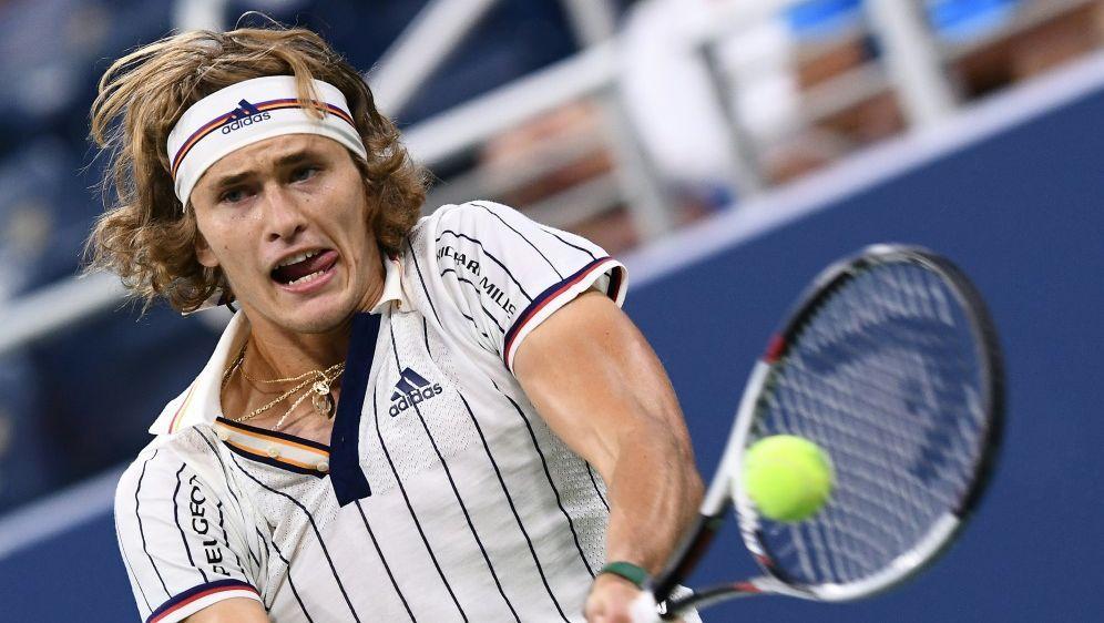 Davis-Cup-Absage: Kritik für Alexander Zverev - Bildquelle: AFPSIDJEWEL SAMAD