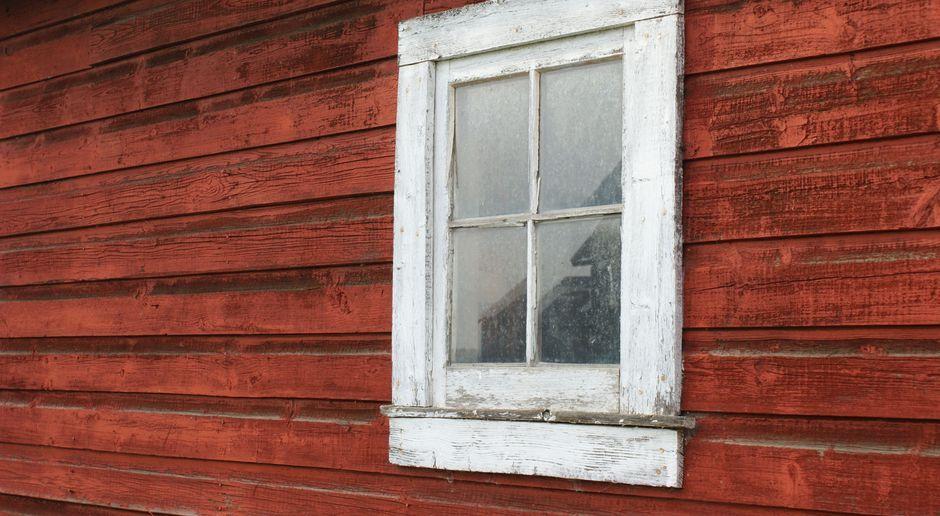 Sehr Gut Holzfenster streichen: Erst aufarbeiten, dann bemalen | SAT.1 GS31