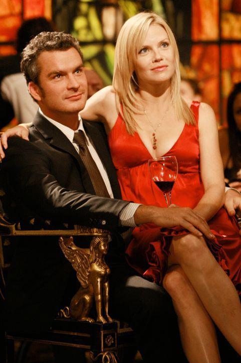 Gelungener Hochzeitstag: Tommy (Balthazar Getty, l.) und Julia (Sarah Jane Morris, r.) ... - Bildquelle: 2008 ABC INC.