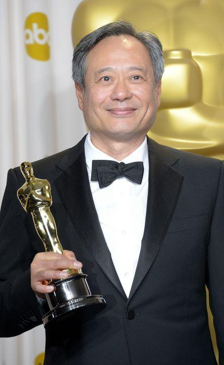 Ang Lee gewinnt einen Oscar für die Beste Regie - Bildquelle: AFP
