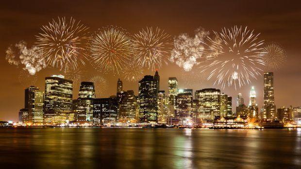 Silvester New York