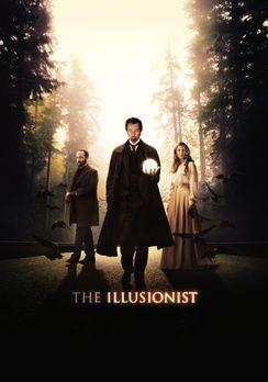 The Illusionist - THE ILLUSIONIST - Plakatmotiv - Bildquelle: 2006 Yari Film...