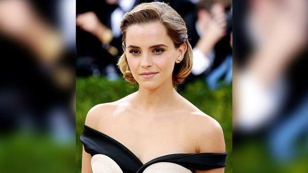 """Emma Watson in """"Die Schöne und das Biest"""": Traumhafte Bilder im ers..."""