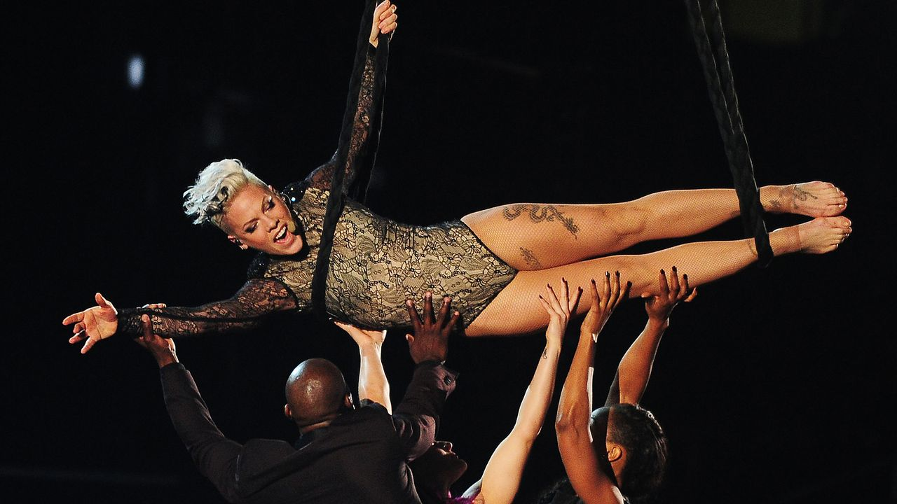 Grammy-Awards-Pink-14-01-26-AFP - Bildquelle: AFP