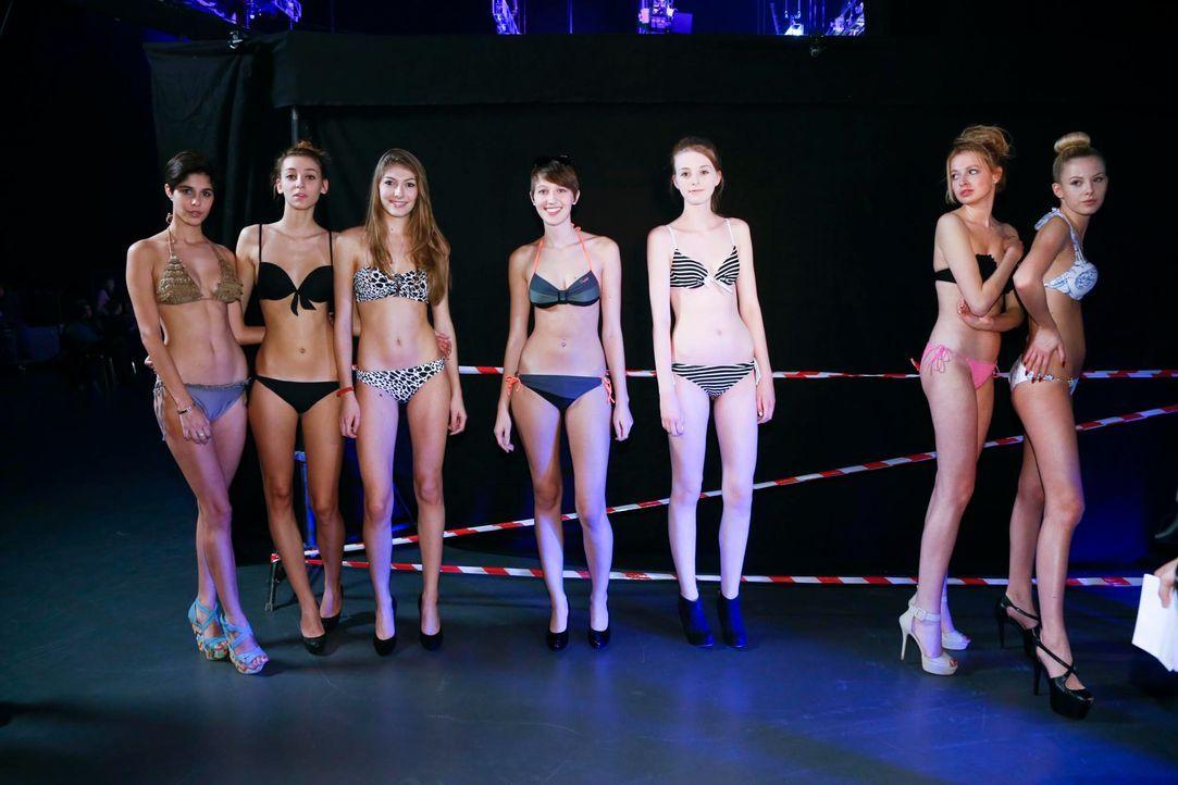 GNTM-Stf10-Epi03-Bikiniwalk-Muc-32-ProSieben-Richard-Huebner - Bildquelle: ProSieben/Richard Hübner