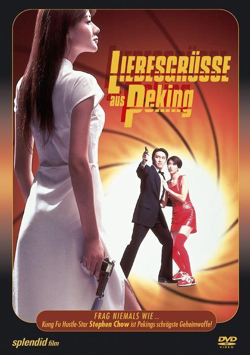 LIEBESGRÜSSE AUS PEKING - Plakatmotiv - Bildquelle: Splendid Film