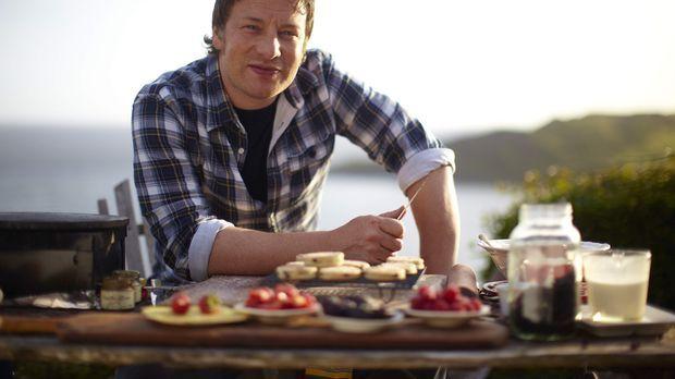 Zu Gast bei Jamie Oliver - Zu Gast bei Jamie Oliver © Oliver S. ProSieben