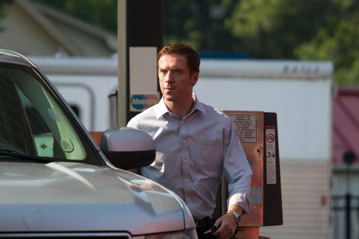 Homeland - Brody (Damian Lewis) steht vor einem Problem , er soll seiner Frau...