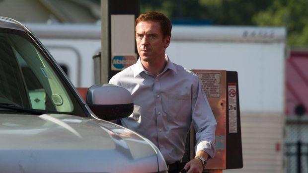 Brody (Damian Lewis) steht vor einem Problem , er soll seiner Frau zuliebe, e...