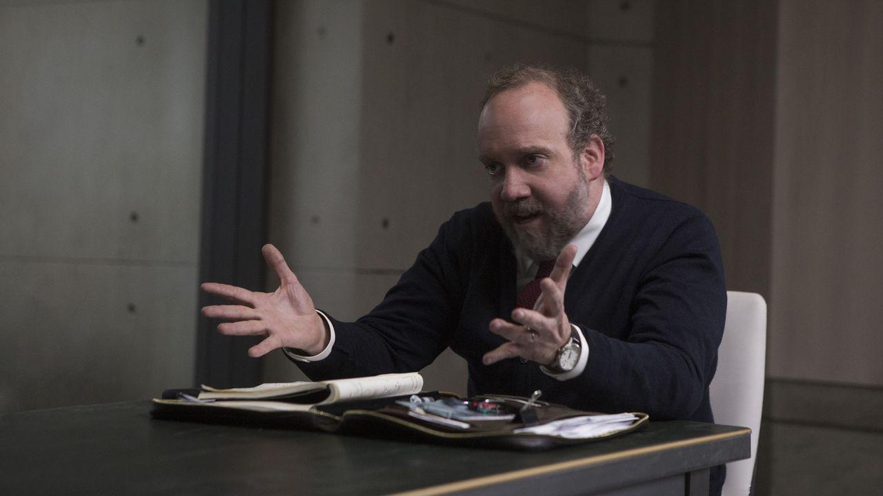 Dr. Alan Shapiro (Paul Giamatti) - Bildquelle: Aidan Monaghan 2016 Twentieth Century Fox Film Corporation. All rights reserved./Aidan Monaghan