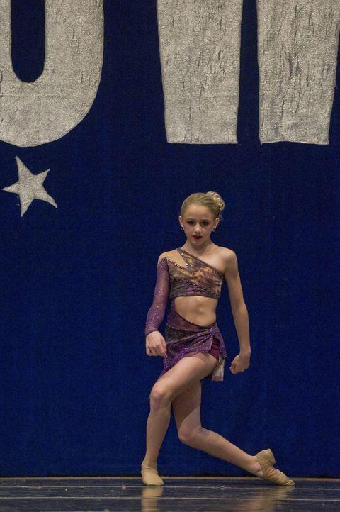 Chloe weiß, dass das Tanzen nicht nur Spaß ist ... - Bildquelle: Barbara Nitke 2012 A+E Networks