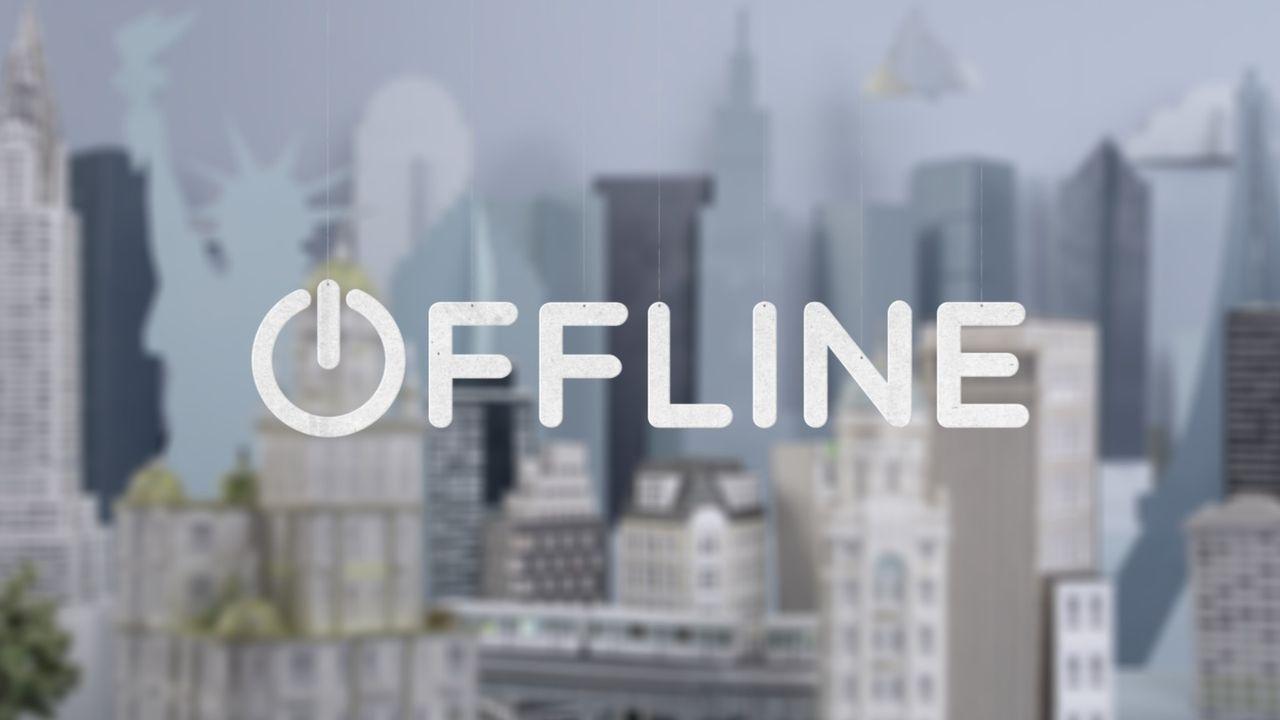 Offline - Palina World Wide Weg. - Logo - Bildquelle: ProSieben