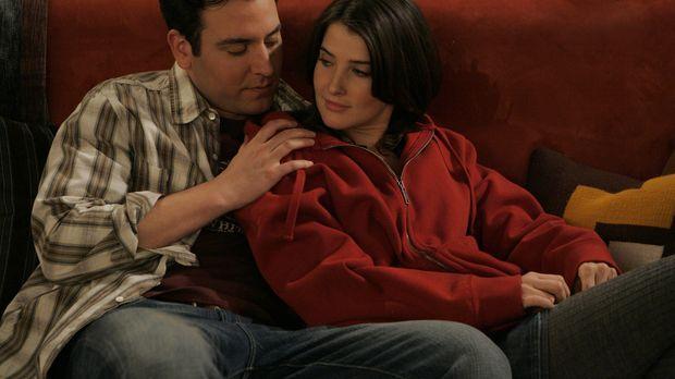 Ted (Josh Radnor, l.) und Robin (Cobie Smulders, r.) beschließen ab sofort ni...