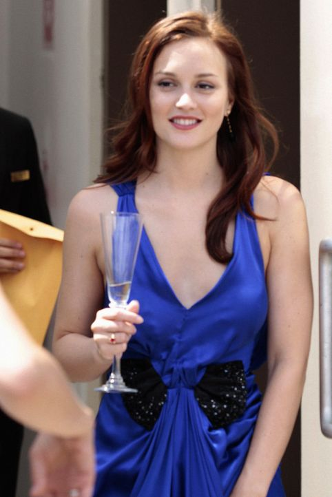 Während sich Dan in einem Gefühlskarussell zwischen Serena und Vanessa befindet, versucht Blair (Leighton Meester) Chucks neugefundenes Glück zu zer... - Bildquelle: Warner Bros. Television