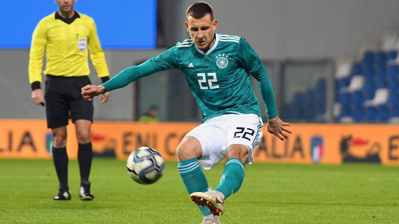 Maximilian Eggestein (SV Werder Bremen, U21-Nationalspieler) - Bildquelle: 2018 Getty Images