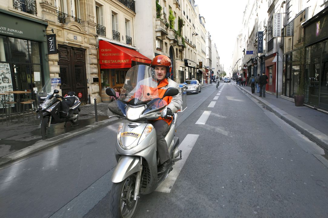 Paris Express - Bildquelle: 2009 EUROPACORP - M6 FILMS - BLACK MASK PRODUCTIONS - ROISSY FILMS