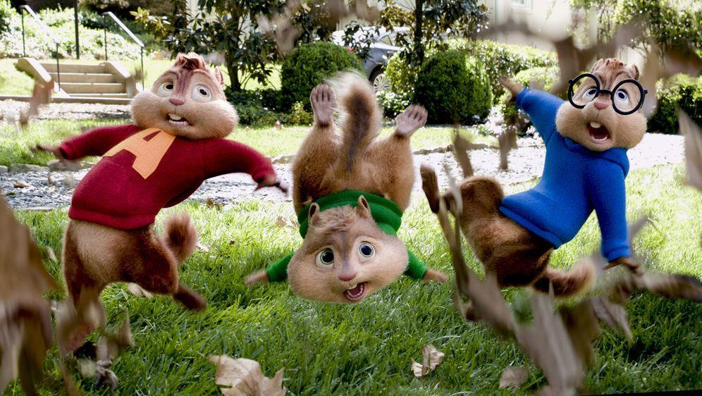 Film Alvin Und Die Chipmunks Road Chip Sat1
