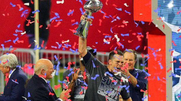 Wen wird der Super Bowl MVP in seiner Rede zuerst erwähnen? - Bildquelle: imago/Icon SMI