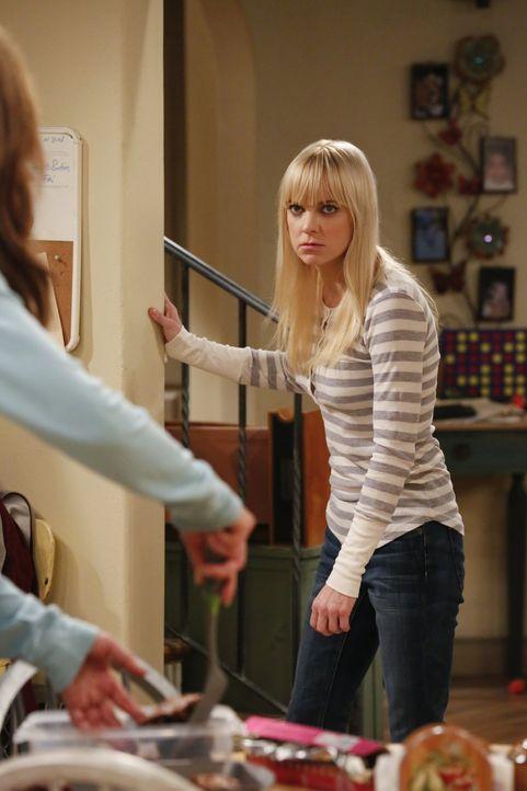 Während Christy (Anna Faris) mit ihrer Entdeckung erst umgehen lernen muss, nimmt ihre Mutter ihre neue Aufgabe zu ernst ... - Bildquelle: Warner Bros. Television