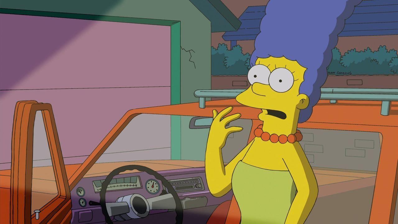 Der zehnte Hochzeitstag von Homer und Marge steht vor der Tür und soll etwas ganz Besonderes werden. Um Marge zu überraschen, will Homer die Kinder-... - Bildquelle: und TM Twentieth Century Fox Film Corporation - Alle Rechte vorbehalten