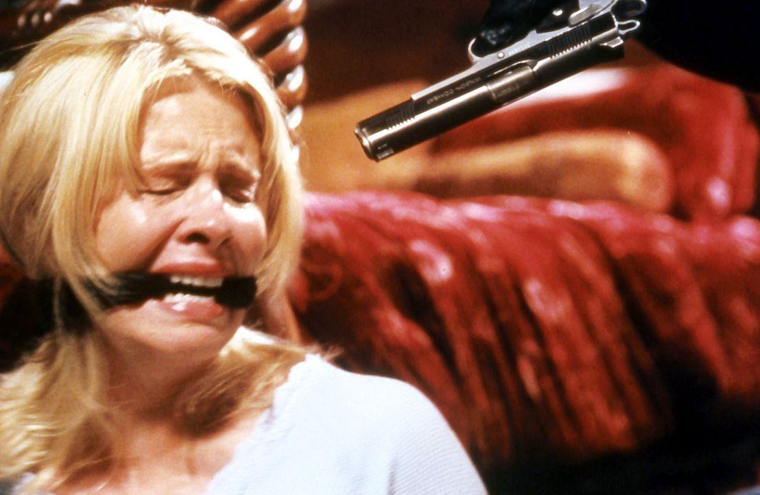 Um ihrem Ehemann eine Lektion zu erteilen, macht sich der psychopathische Serienkiller an Allison (Monica Potter) und ihre Tochter heran ... - Bildquelle: Twisted Pictures