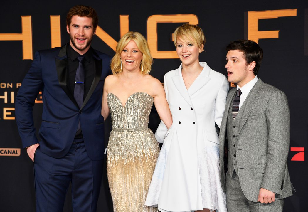 Hunger-Games-Catching-Fire-Deutschland-Premiere-28-AFP - Bildquelle: AFP