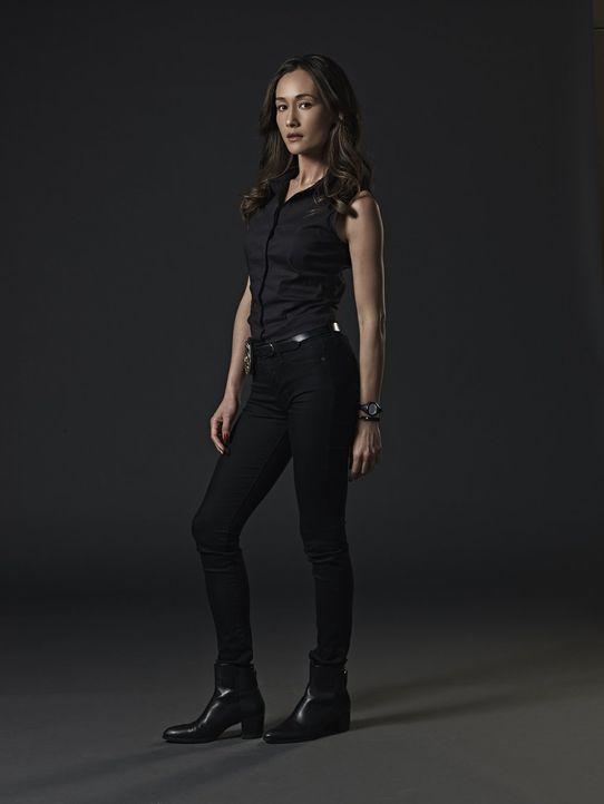 (1. Staffel) - Lieutenant Beth Davis (Maggie Q) ist ein Teil der LAPD Threat Management Unit. Gemeinsam mit ihrem Kollegen Jack Larsen gibt sie alle... - Bildquelle: Warner Bros. Entertainment, Inc.