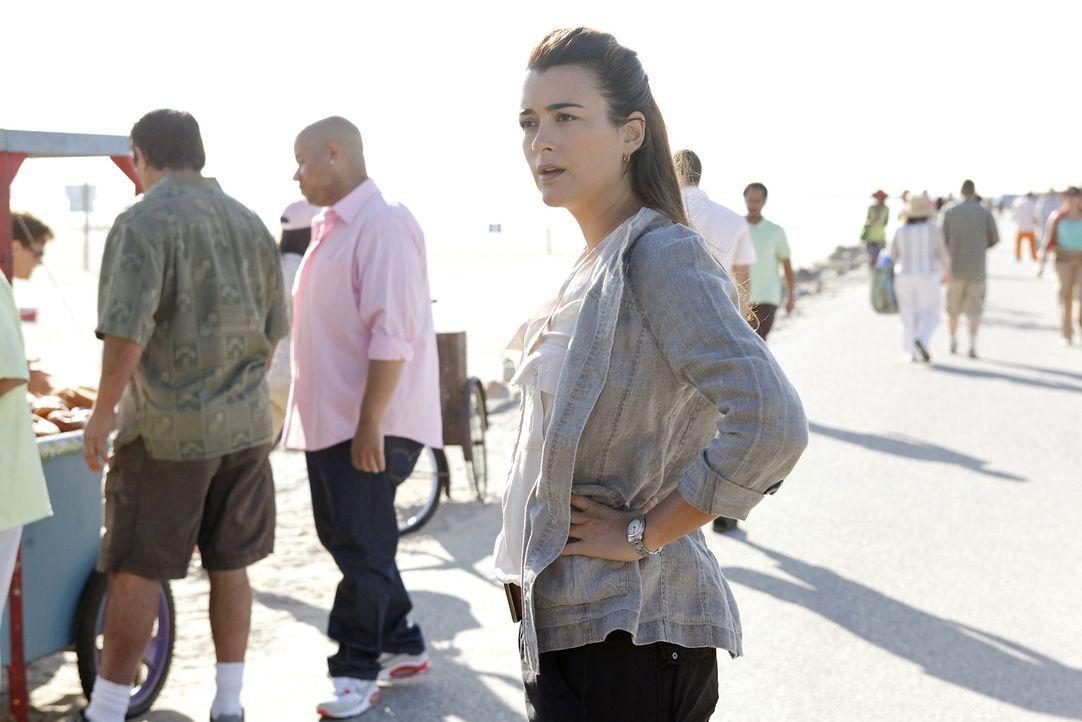 Um einen Mord aufzudecken, muss Ziva (Cote de Pablo) nach Kolumbien reisen ... - Bildquelle: 2012 CBS Broadcasting Inc. All Rights Reserved.