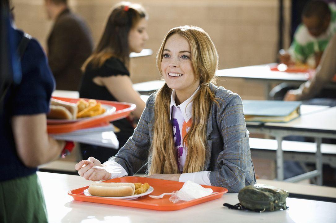 Spielt ein unsauberes Spiel mit Betty: Kimmie (Lindsay Lohan) ... - Bildquelle: 2008   ABC Studios