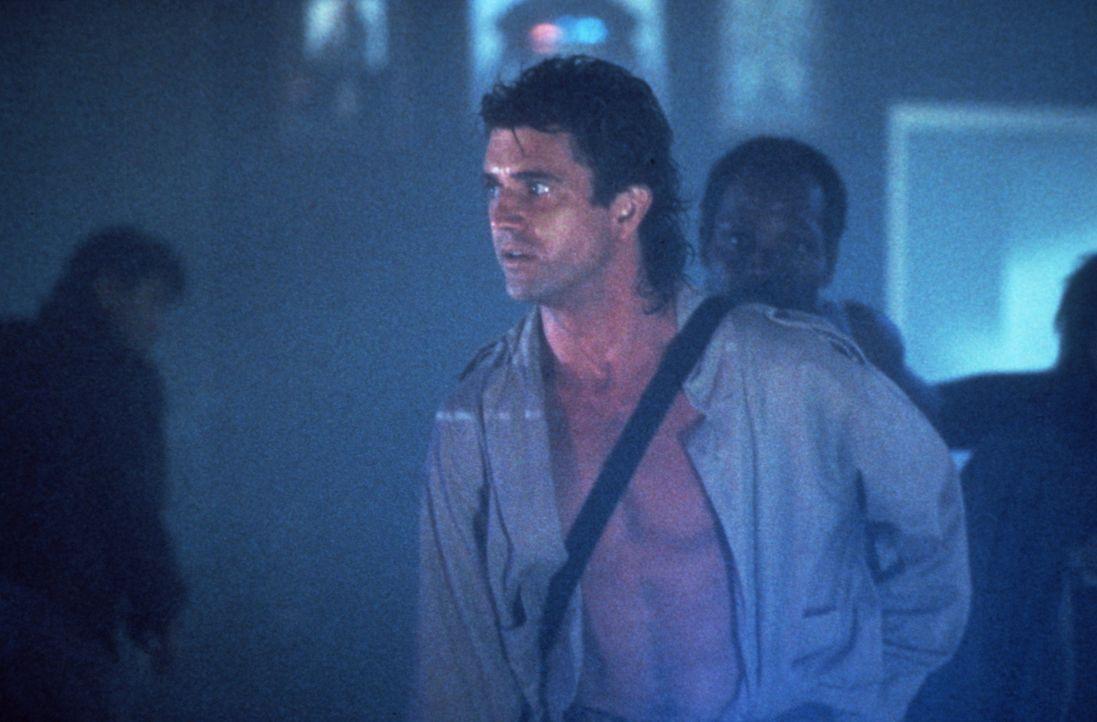 Seit dem Tod seiner Frau ist Martin (Mel Gibson) noch unberechenbarer geworden ... - Bildquelle: Warner Bros.