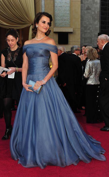 Penelope Cruz bei den Oscars 2012 - Bildquelle: AFP