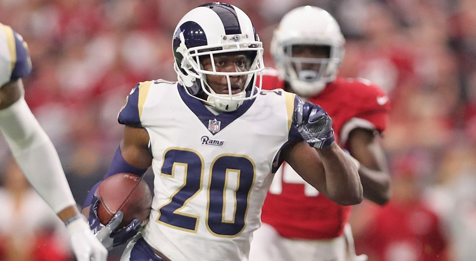 Los Angeles Rams: Lamarcus Joyner (Safety) - Bildquelle: 2017 Getty Images