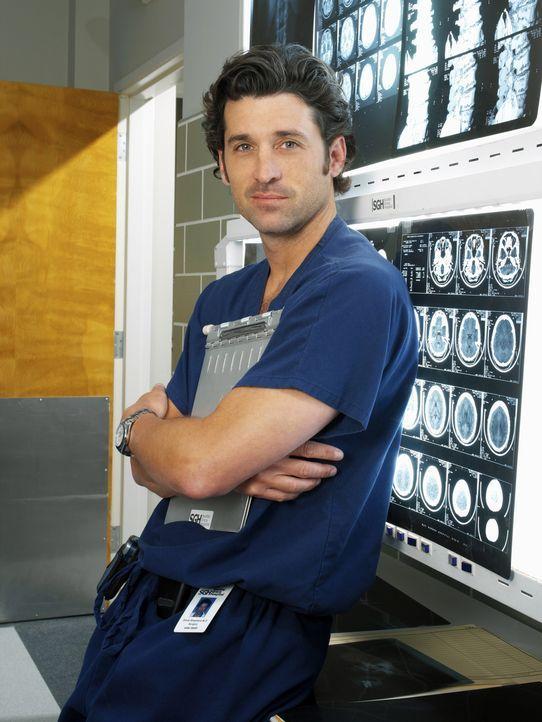 (2. Staffel) - Die Zusammenarbeit mit Dr. Meredith Grey und Dr. Addison Shepherd im Seattle Grace Hospitals ist für Oberarzt Dr. Derek Shepherd (Pat... - Bildquelle: Touchstone Television